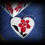 inima din lemn cadou