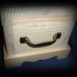 cutie lemn handmade