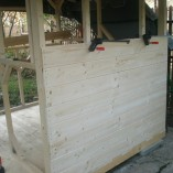 casuta lemn