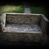 banca lemn